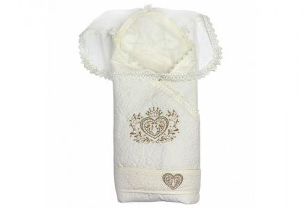 Конверт-одеяло на выписку Александра (весна) Топотушки