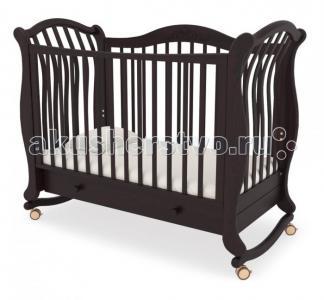 Детская кроватка  Габриэлла люкс качалка Гандылян