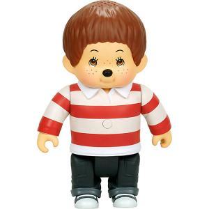 Интерактивная игрушка  Каури, 14 см Monchhichi. Цвет: разноцветный