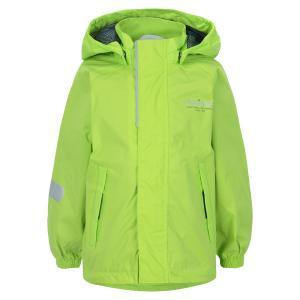 Комплект куртка/брюки  Opri, цвет: зеленый Lassie