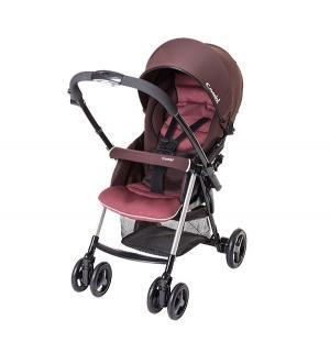 Прогулочная коляска  Urban Walker Classic Deluxe, цвет: коричневый/черный Combi