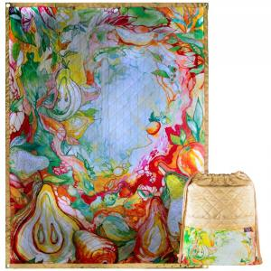 Рюкзак и коврик Сказочный сад 190х140 см OnlyCute