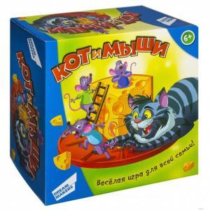 Игра детская настольная Кот и мыши Dream makers