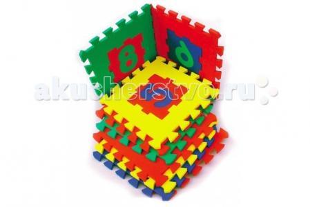 Игровой коврик  Цифры 28 х см Бомик