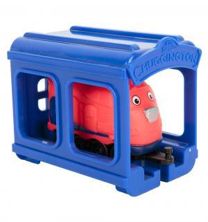 Игровой набор  Джекман с гаражом 9 см Chuggington