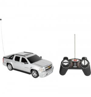 Машина на радиоуправлении  CHEVROLET AVALANCHE серебристый 1 : 16 GK Racer Series