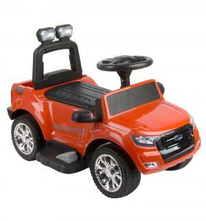 Электромобиль  Ford Ranger DK-P01B, цвет: оранжевый Weikesi