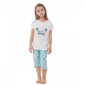 Комплект для девочки AR-101 (футболка, бриджи) Arnetta