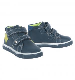 Ботинки , цвет: синий Mio Sole