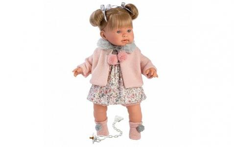 Кукла Александра 42 см со звуком L 42264 Llorens