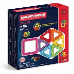 Конструктор  Магнитный Rainbow 14 63069 Magformers