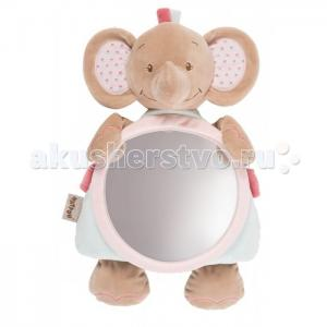 Зеркало Mirror for car Charlotte & Rose Слоник Nattou
