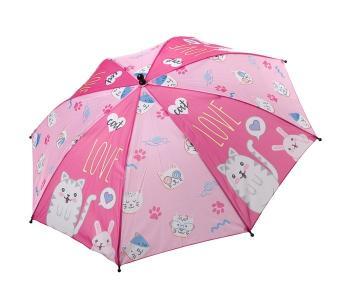 Зонт  Котята автомат 19 Bondibon