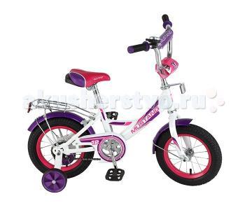 Велосипед двухколесный  рама А 12 Mustang