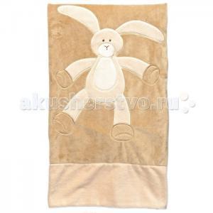 Плед  Динглисар Кролик 80х80 см Teddykompaniet