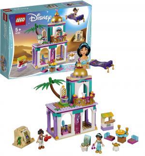 Конструктор  Disney Princess 41161 Приключения Аладдина и Жасмин во дворце LEGO
