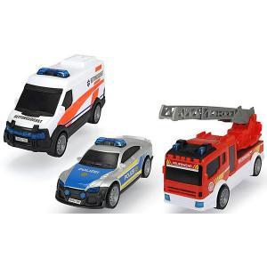 Набор  Команда спасения SOS Dickie Toys. Цвет: разноцветный