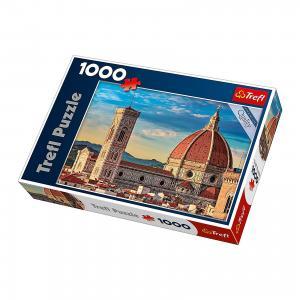 Пазл Собор Санта-Мария-дель-Фьоре во Флоренции, 1000 деталей, Trefl