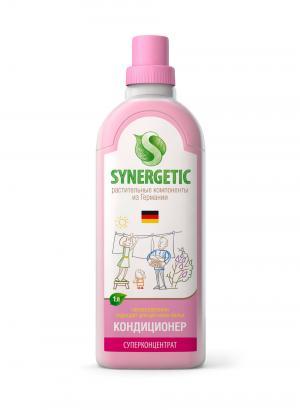 Кондиционер  с антистатическим эффектом Биоразлагаемый, 1 л Synergetic