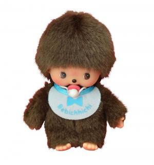 Мягкая игрушка  Бэбичичи 15 см цвет: коричневый Monchhichi