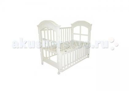 Детская кроватка  KL002 Kara Bear Chloe & Ryan
