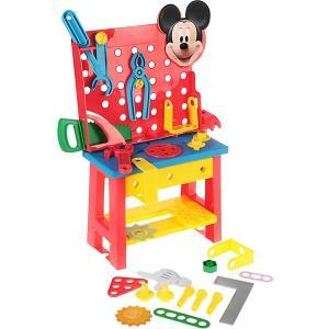 Игровой набор  Disney Мастерская Микки Маус Bildo. Цвет: разноцветный