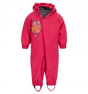 Комбинезон  утепленный Olos, цвет: розовый Lappi Kids