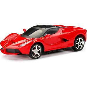 Радиоуправляемая машинка  Sport Car 1:24, красная New Bright. Цвет: красный
