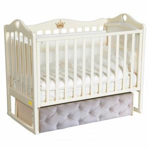 Детская кроватка  Amelia Premium (универсальный маятник) Luciano