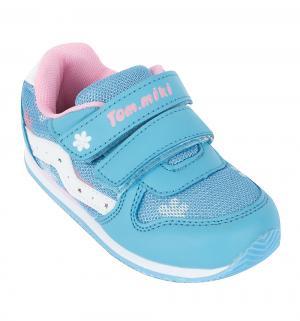 Кроссовки , цвет: голубой Tom&Miki