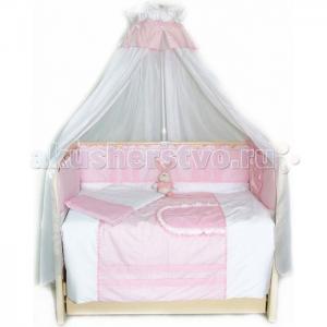 Комплект в кроватку  Кроха (7 предметов) Bombus