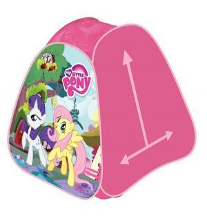 Палатка игровая детская  My Little Pony, цвет:розовый Играем Вместе