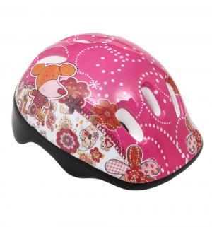 Шлем  Sport, цвет: розовый Action