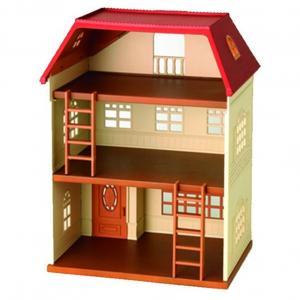 Игровой набор  Трехэтажный дом 38 см Sylvanian Families