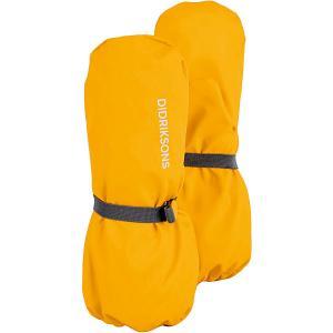Варежки Didriksons Glove DIDRIKSONS1913. Цвет: желтый