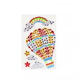 Наклейки из страз  Воздушный шар Color Puppy
