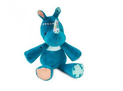 Мягкая игрушка  Носорог Мариус подарочная упаковка 26 см Lilliputiens