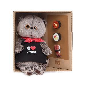 Мягкая игрушка  Басик и Ко суши-шеф 25 см Budi Basa