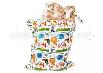 Непромокаемая сумка Сафари GlorYes