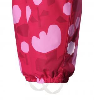 Комбинезон утепленный Tec Nuoska, цвет: розовый Reima