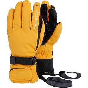 Перчатки Didriksons Five DIDRIKSONS1913. Цвет: желтый