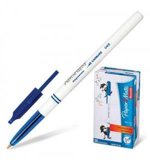 Ручка шариковая  BP 045 син Paper Mate