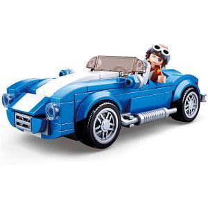 Конструктор  Транспорт Спорт-купе, 169 деталей Sluban. Цвет: разноцветный