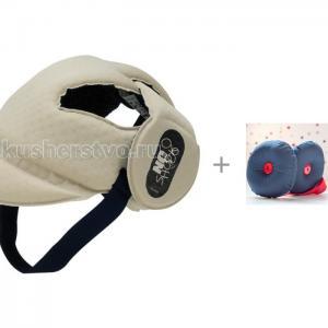 Шлем No Shock с защитой для головы ребенка Yshki Rainbow Ok Baby