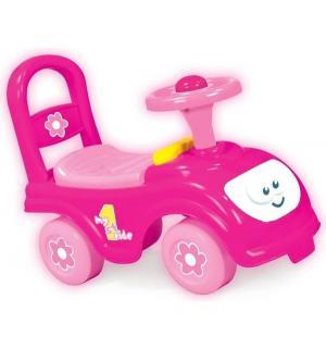 Машина-каталка  8027, цвет: розовый Dolu
