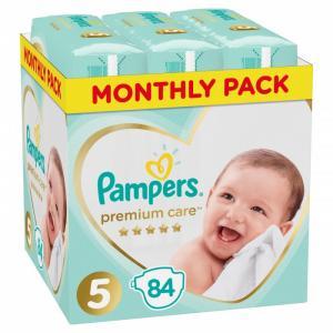 Подгузники Premium Care 5 р. (11+ кг) 84 шт. Pampers