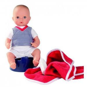 Кукла Аквини-мальчик 33 см Gotz