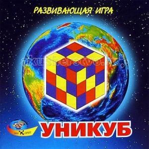 Развивающая игрушка  Кубики Уникуб Корвет