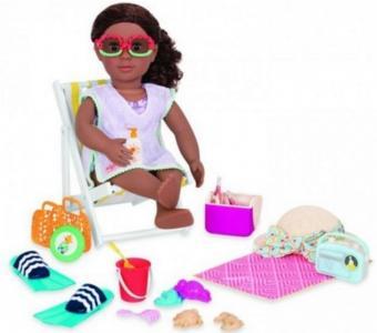 Набор игровой На пляже Our Generation Dolls