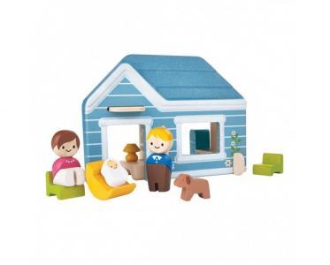 Набор Дома Plan Toys